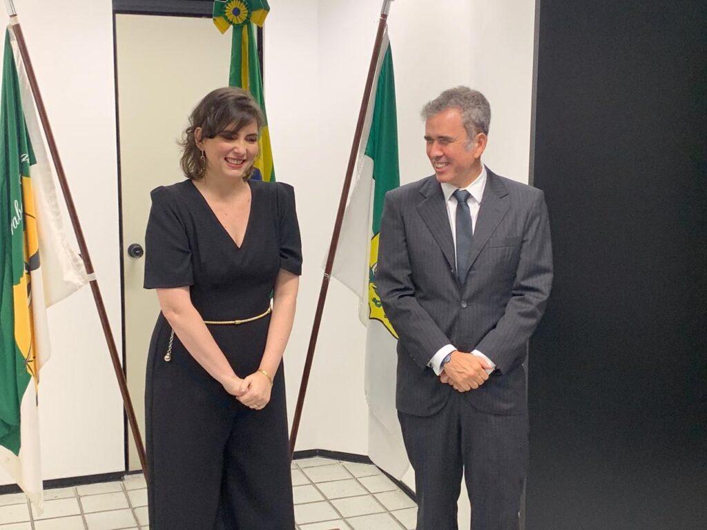 Juíza do trabalho Stella Paiva de Autran Nunes passa a integrar quadro de  magistrados do TRT-RN – Justiça Potiguar